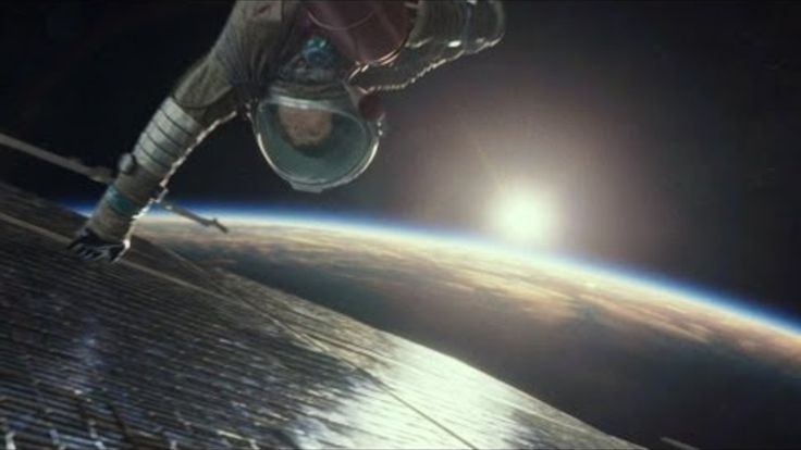 New Gravity trailer will leave you breathless