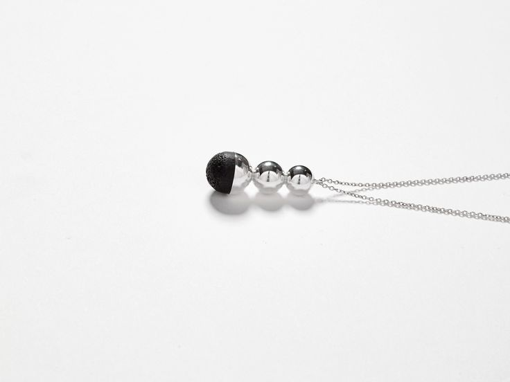 Triple Pearl Pendant