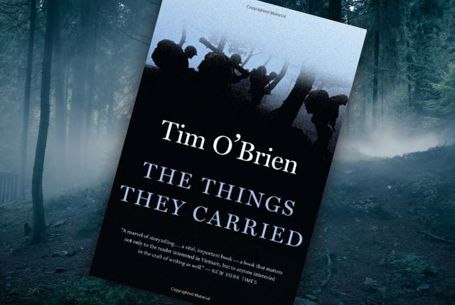 literary essays on the things they carried Carrying the cross: the burdens of emotion in the things they carried sample critical analysis on the things they carried author: tomball college.
