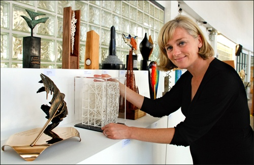 Exhibition of 20 of Dublin Airport Authority (DAA) and Aer Rianta commissions for the annual Business To Arts Awards.