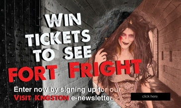 Dare visit Eastern Ontario's largest haunted fortress! @FortHenry