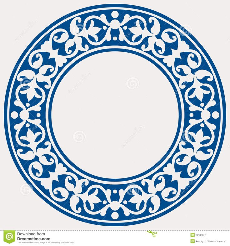 Round Decorative Frame - Download From Over 26 Million High Quality Stock Photos, Images, Vectors. Sign up for FREE today. Image: 6202397