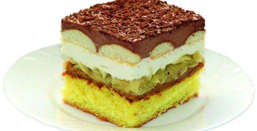 PUSZEK  Biszkopt jasny: Składniki:  6 jaj 1 szklanka cukru kryształu 1 szklanka mąki 1 płaska łyżeczka proszku do pieczenia Wykonanie:  1. Białka ubić na sztywno, dodać cukier i żółtka. 2. Dodać mąkę zmieszaną z proszkiem i lekko wymieszać. 3. Wylać na formę do pieczenia. 4. Piec w temp. 160-180°C ok. 30-40 min. Masa migdałowa: Składniki:  15 dag cukru kryształu 3 łyżki słodkiego mleka 2 łyżki płynnego miodu Więcej: http://siostra-anastazja.pl/przepis/puszek.htm cake, polish cuisine