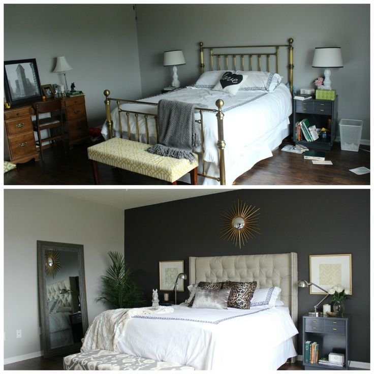Best Before After Inspiration Images On Pinterest House