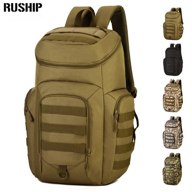 Check it on our site Waterproof Tactical Backpack Military Multifunction High Capacity Hike Camouflage Travel Backpack Mochila Molle System Rucksackc just only $59.51 with free shipping worldwide  #sportsbags Plese click on picture to see our special price for you