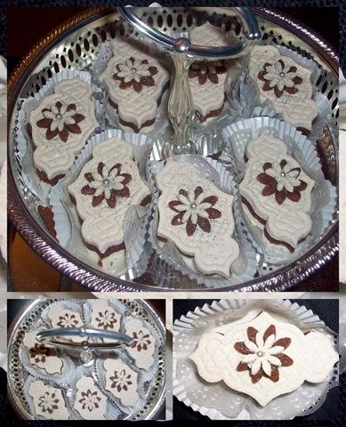 Mauresques au Nutella de leila gateau algerien