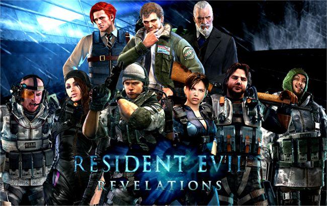 Resident Evil Revelations 3DS CIA - USA & EUR Region Free - http://www.ziperto.com/resident-evil-revelations-3ds-cia/