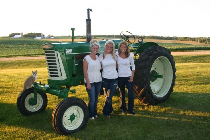 880 Ford Tractors : Best oliver images on pinterest old tractors