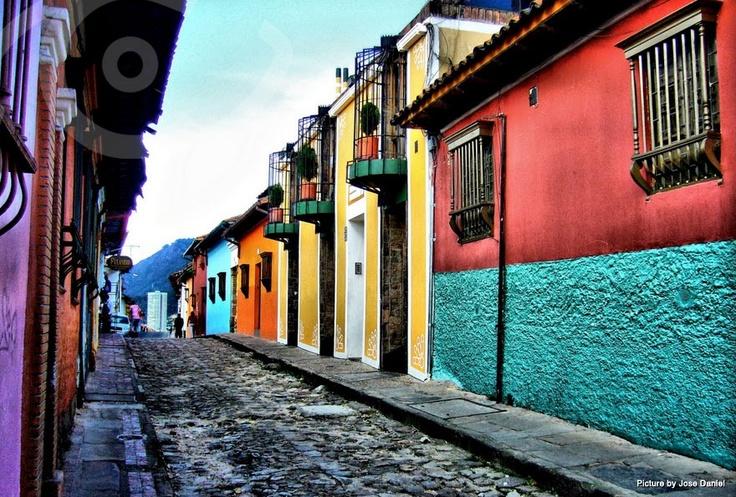 La Candelaria en #Bogota, Colombia from seecolombia.travel