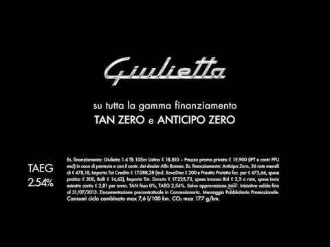 Alfa Romeo Giulietta GPL Turbo 120CV: naturalmente potente. Fino a 5.000€ di ecoincentivi. #AlfaRomeo #Spot #Giulietta #AlfaGiulietta #AlfaRomeoGiulietta #SpotAlfa