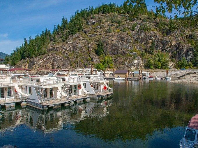 Commercial Property for Sale - 1 Mervyn RD, Sicamous, BC V0E 2V1 - MLS® ID 10088145 16.3 acres of prime development land. Previous development permit for over 200 units. Multiple approvals in place including marina. Does not include Waterways Houseboat business. Call listing Realtor for package.