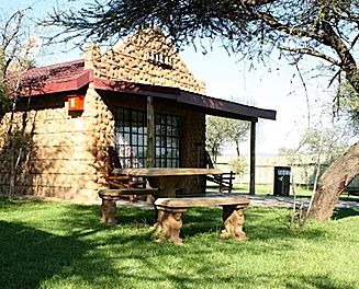 Bush n buck. Very affordable and not too far away