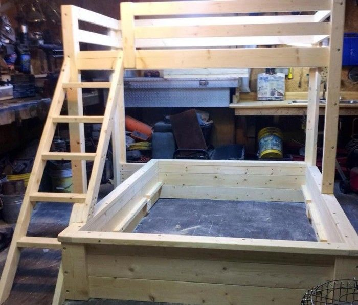 58 best Custom Built Bunk Beds in Ms images on Pinterest