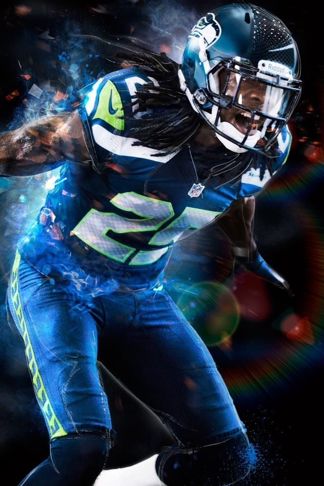 Richard Sherman, much like tight end Brian Chavez, is not only a great athlete but is also academically gifted.