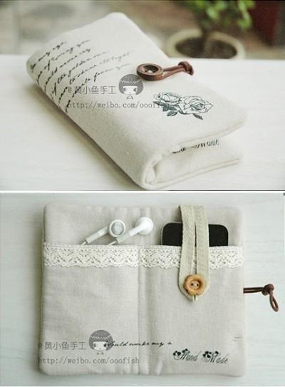 DIY Tutorial DIY Iphone / Ipad Case / DIY cool iphone bag - Bead&Cord
