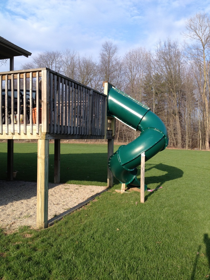 Slide Off Deck The Kids And Adults Love It Favorite