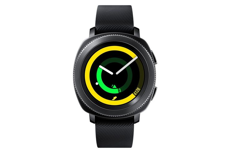 Samsung Gear Sport Smartwatch: Buy Samsung Gear Sport Smartwatch Black Online at Best Price in India- Amazon.in