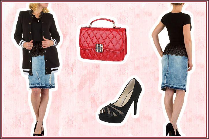 Back to Business – Jetzt Deine rote Handtasche günstig online bestellen und elegant kombinieren!