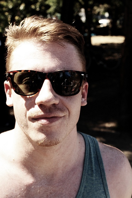 Ben Haggerty (Macklemore) YES! Someone else on Pinterest finally agrees.