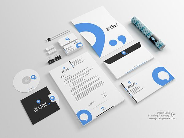 Ardair., | Desain Logo & Branding on Behance