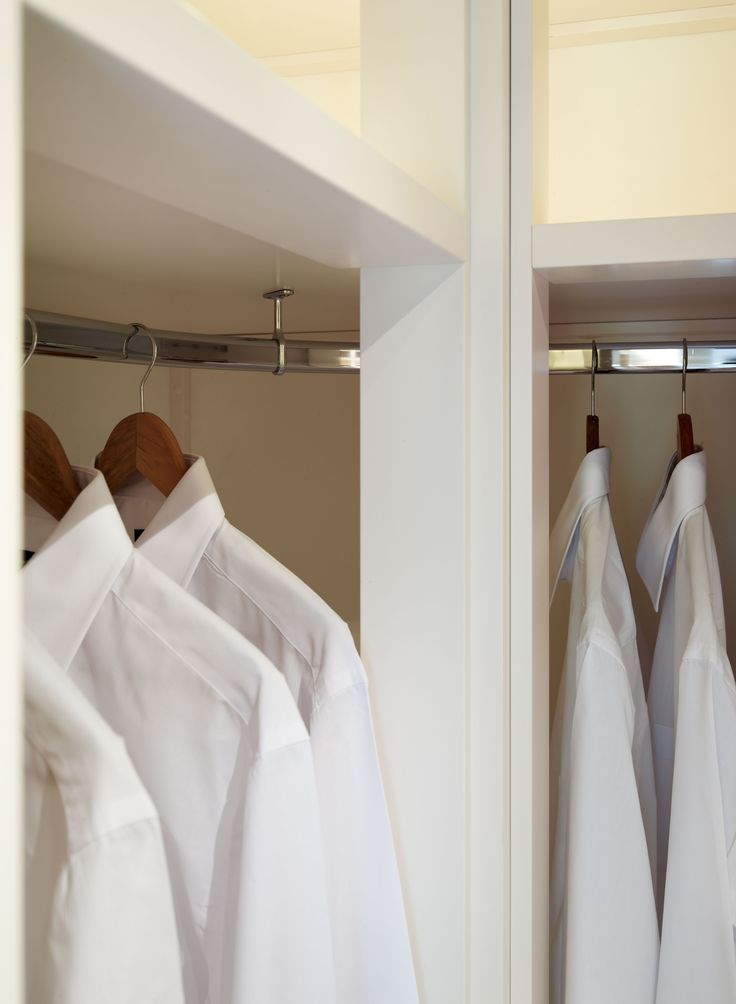 12 best images about bedrooms walk in closets on No closet hanging solutions