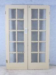 Colonial Door Set $375