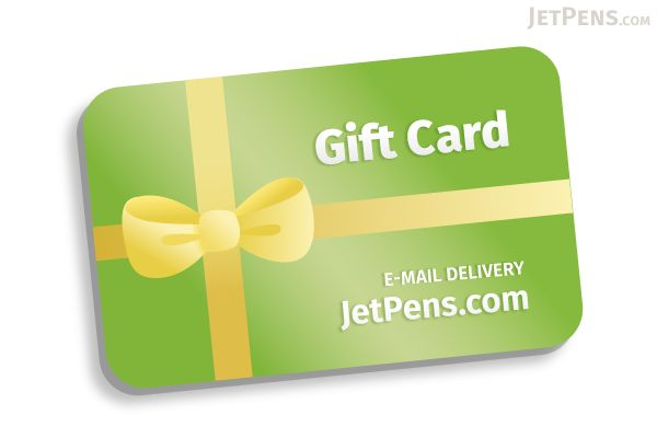 JetPens Gift Card - E-mail Delivery - GIFT25