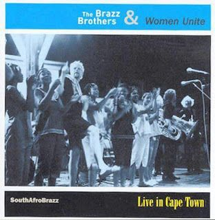Jazzbloggen: Vennlig afrobrazz