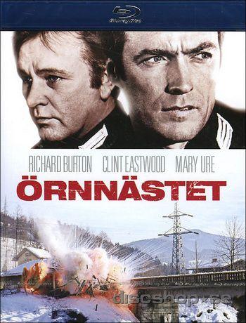 Action från 1969 av Brian G Hutton med Richard Burton och Clint Eastwood.