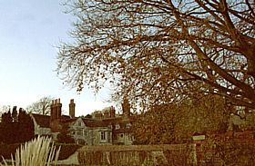 Lewes - Southover Grange and Gardens © Diana Hitchin