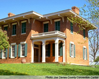 A fun thing for guests that love history-take a tour of the Ulysses S Grant Home in Galena, IL