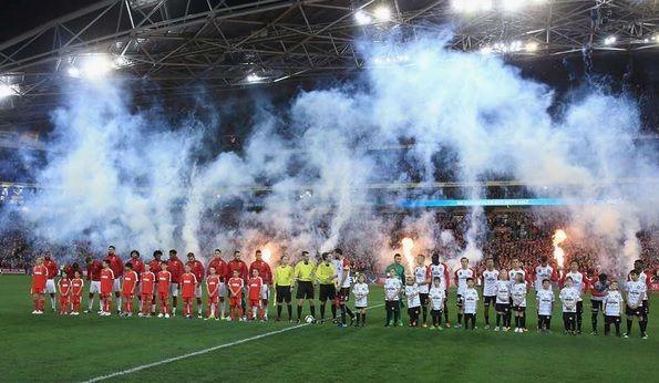 Arsenal vs Western Sydney Wanderers