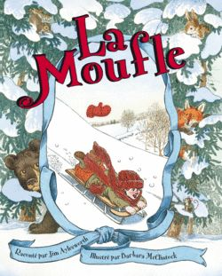 La Moufle - 9782878335002 - Circonflexe - couverture