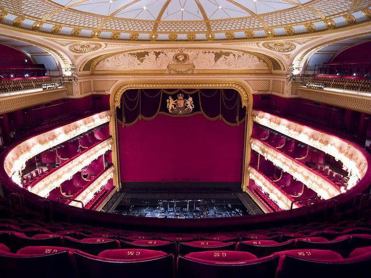 London Royal Opera House