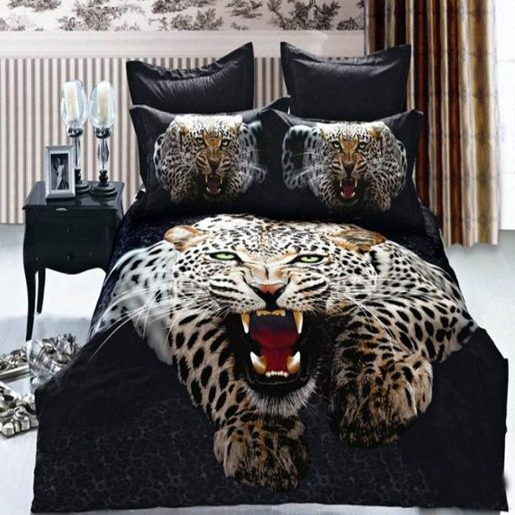 Best 25 Leopard Print Bedding Ideas On Pinterest