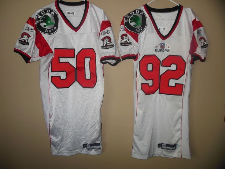 cologne centurions or berlin thunder game used #NFL europe #Football jersey from $129.99