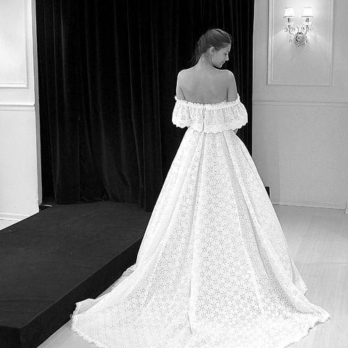 DESPOINA KAMPOURI WEDDING DRESS - Konstantinos Melis by Laskos