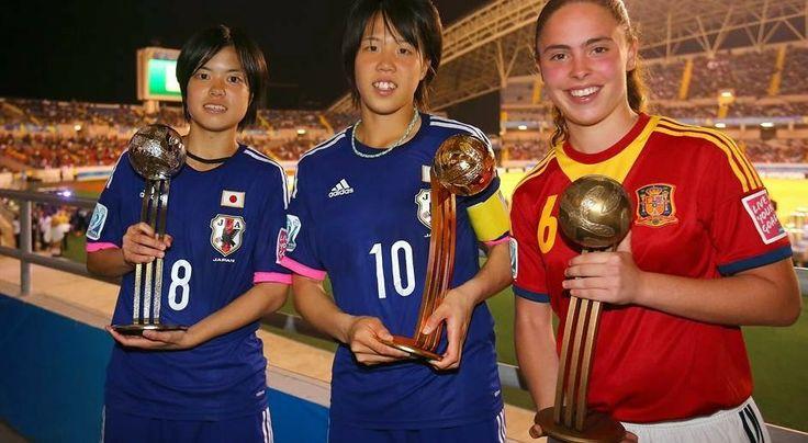 Pemain Terbaik Piala Dunia Wanita U17 2014