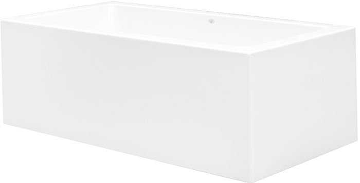 Modern, freestanding bathtub by Jetta Corporation. J69 Fusion model. Visit www.jettacorp.com for more!