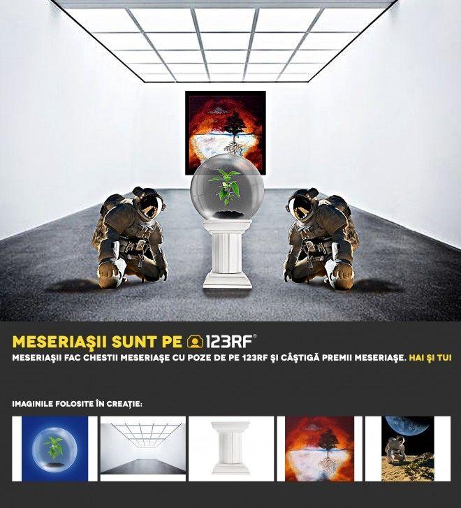 """Still hope "" by  Drinceanu Adrian. Meseriasii sunt pe 123RF!"