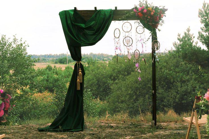 Стиль бохо - что это такое? Оформление свадьбы в стиле бохо шик каким должно быть? Фото, примеры оформления декора в стиле бохо смотрите на сайте nebo-33.ru