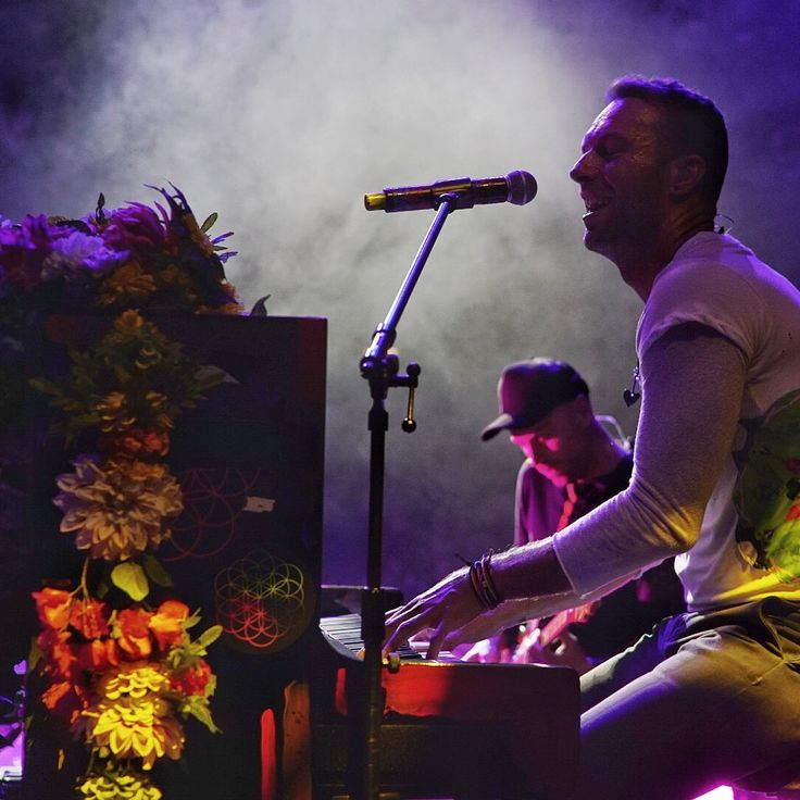 "Coldplay in 2016 ""Palladium Paradise"""
