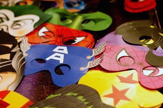 Comic Book Wedding Ideas | Comic Book Superheroes -LOL for photobooth? | Wedding Ideas