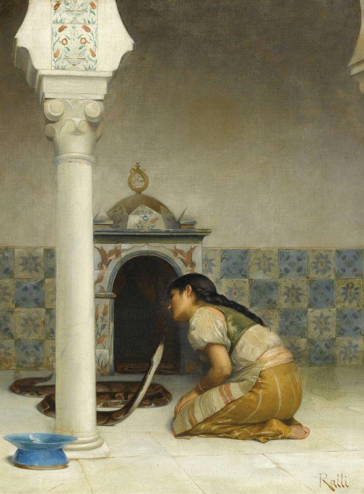 Afbeeldingsresultaat voor orientalism art hamam