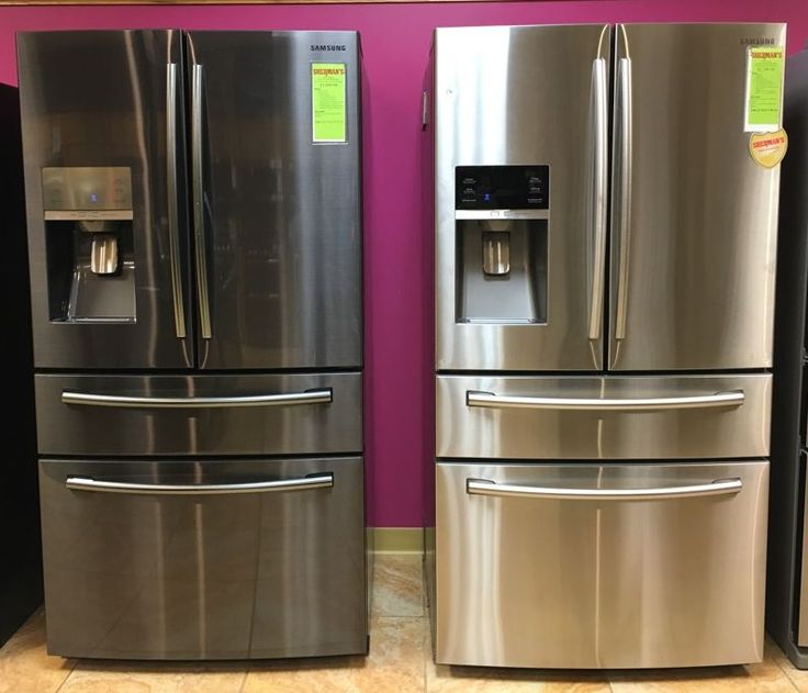 17 Best Ideas About Stainless Refrigerator On Pinterest
