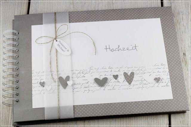 Carolas Bastelstübchen: Verliebt-Verlobt-Verheiratet