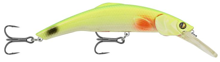 Matzuo Kinchou Minnow Salmon Series Crankbait ** Details can be found by clicking on the image.