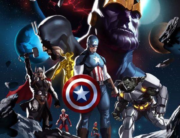 May 3rd, 2019, Avengers: Infinity War - Part 2