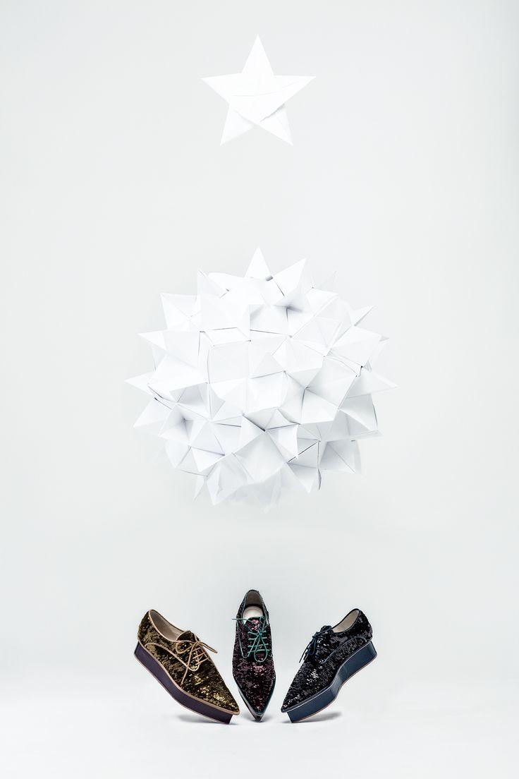 Dancing shoes.  Delpozo Holiday Season