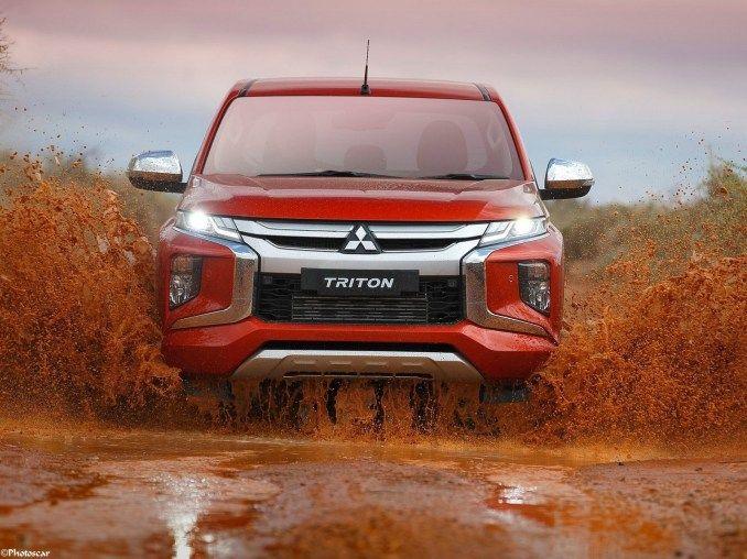 Mitsubishi L200 Triton 2020 Revise Avec Des Modifications